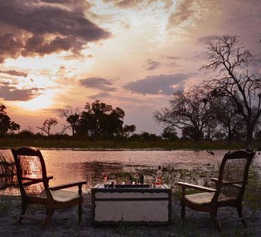 Deluxe Botswana & Victoria Falls