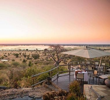 Luxury Chobe Safari & Victoria Falls